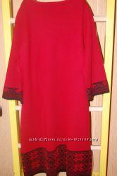 Платье для женщини разм 50 шерсть акрил Новое