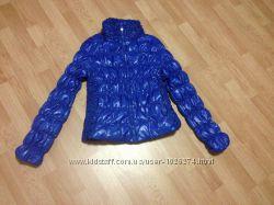 Куртка Moncler в цвете синий