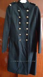 Цена снижена Шерстяное пальто в стиле виктории бэкхем