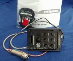 Эквалайзер гитарный 4-полосный Fishman 301 , CL-5 и другие модели