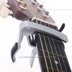 Каподастр для гитары. Реплика Jim Dunlop USA.