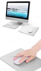 Алюминиевый коврик для мышки для iMac Macbook стиль Apple