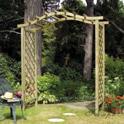 Декоративные арки, шпалеры
