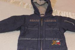 Демисезонная курточка для мальчика 6-12 мес