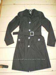 Пальто-плащ новий