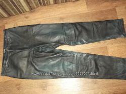 Кожаные джинсы Gianfranco Ferre
