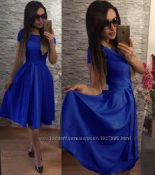 Платье летнее Fleur - креп шифон 275 грн