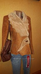 Куртка-пиджак под замшу