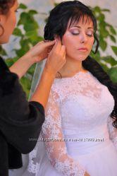 не венчанное платье