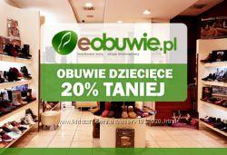 Доставка одежды и обуви с eobuwie. pl