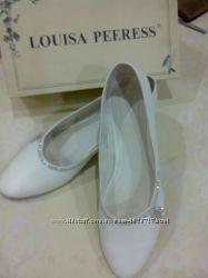 Свадебные туфли 42 размера ТМ Louisa Peeress