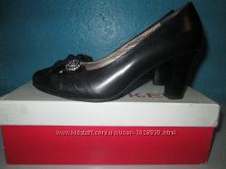Туфли Juvkel новые кожаные 35-36 р. стелька 22, 5 см.