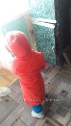 халат халатик теплый на 2-4 года
