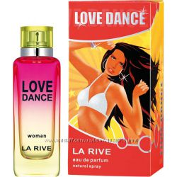 La Rive женская туалетная вода Love dance 90мл