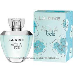 La Rive женская парфюмированая вода Aqua bella, 100 мл
