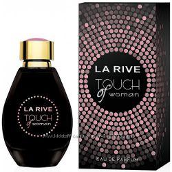 La Rive женская парфюмированая вода La Rive Touch of Woman, 90 мл