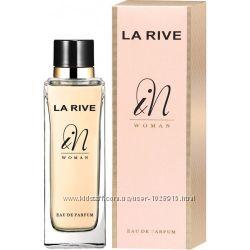 La Rive Женская парфюмированая вода IN WOMAN, 90 мл