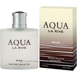 La Rive мужская туалетная вода Larive Aqua 90мл