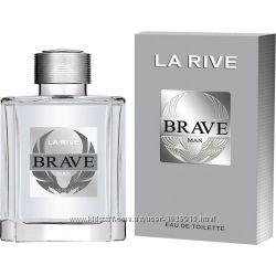 La Rive мужская туалетная вода Brave man, 100 мл