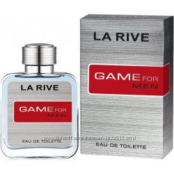 La Rive Мужская туалетная вода Game for man, 100 мл