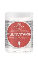 Kallos Multivitamin маска для волос, 1л