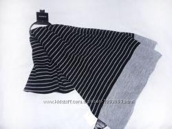 Стильный шарф в полоску C&A