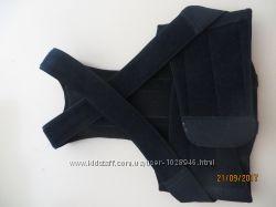 Корсет ортопедический грудопоясничный жесткий OT-1B