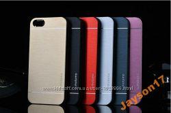 Чехол-бампер MOTOMO для iphone 4, 4s 5, 5s, 6, 6 plus