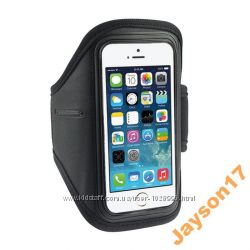 Спортивный чехол на руку для iPhone 4, 4s, 5, 5c, 5s
