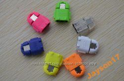 Micro USB OTG Адаптер Брелок