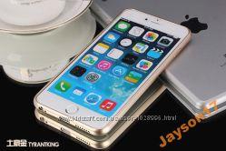 Бампер для iPhone 4, 4s, 5, 5s, 6, 6 plus