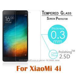 Защитное стекло 0. 3mm для Xiaomi Mi4i 2, 5D