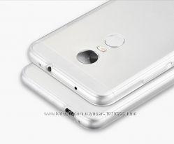 Силиконовый чехол 0, 3мм для XiaoMi RedMi Note 3