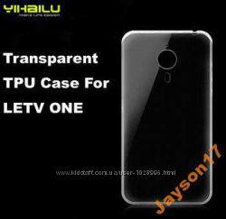 Силиконовый TPU чехол для LETV One X600