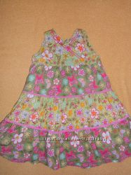 Платье Matalan 18-24 мес р. 86-92