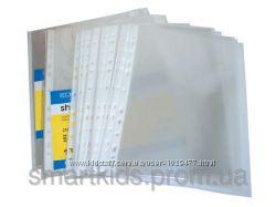 Файлы Economix А4 30 мкм глянцевый Прозрачный 100 шт