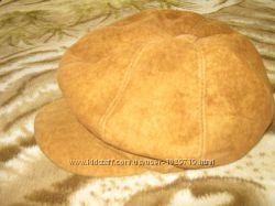 Зимняя женская кепка