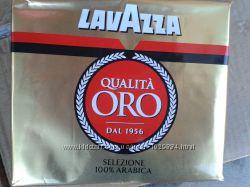 Кофе Lavazza молотый , зерно