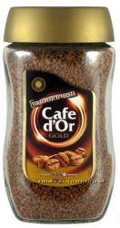 Кофе растворимый CafeDor Gold 200г