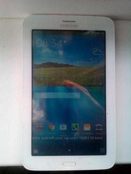 Планшет samsung Tab 3 Lite 7. 0 3G sm-t116 телефон