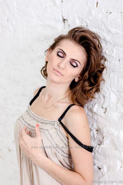 Вечерний макияж Киев