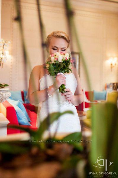 Свадебный макияж Киев