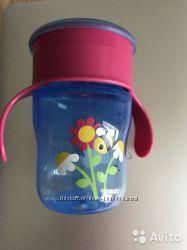 Чашка первая взрослая Avent