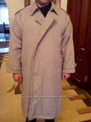 Мужское теплое пальто, новое