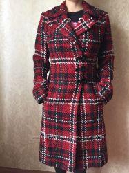 Пальто женское демисезонное 46 М размер