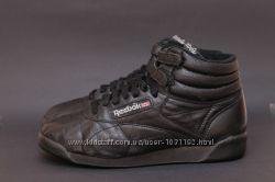 Высокие кроссовки Reebok Classic, кожа, размер 38, 240 мм