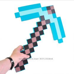 Алмазная кирка Майнкрафт