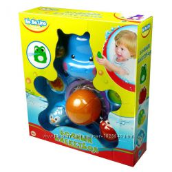Игрушки для купания BeBeLino Лягушка, Бегимотик
