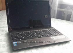 Ноутбук Acer aspire 5750G-2313G32Mnkk