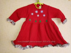 b7fad45d053 Новогоднее платье 12 месяцев